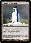 Giga's Temple of the Ages Magic Card