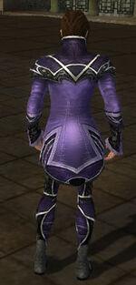 Acolyte Sousuke Armor Starter Back