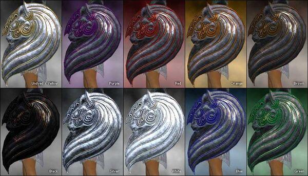 Equine Aegis colored