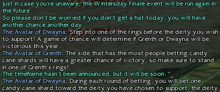 Wintersday 09 in-game re-run announcement