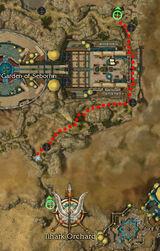 Hojanukun Mindstealer map