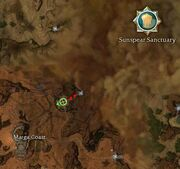 Capturing the Signet of Capture Map