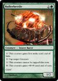 Giga's Rollerbeetle Magic Card