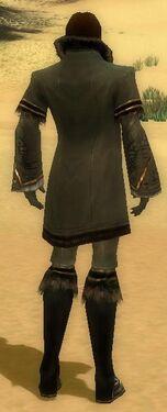 Mesmer Norn Armor M gray back