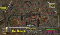 The Breach Map