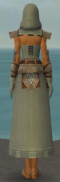 Dervish Istani Armor F gray back