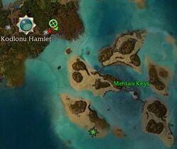 Corsair invasion