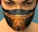 Assassin Elite Exotic Armor M gray head front