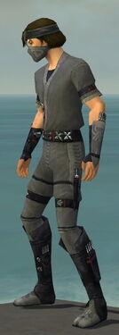 Assassin Shing Jea Armor M gray side