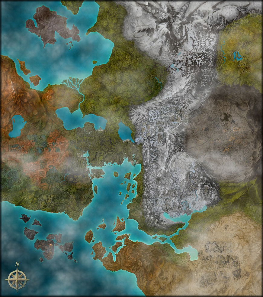 Guild Wars 1 World Map.Tyria Continent Guildwars Wikia Fandom Powered By Wikia