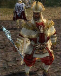 Confessor Dorian