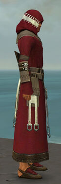 Dervish Elonian Armor M dyed side