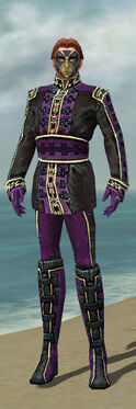 Mesmer Canthan Armor M dyed front
