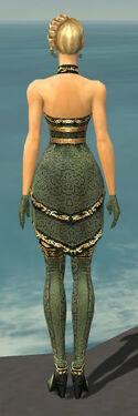Mesmer Shing Jea Armor F gray back