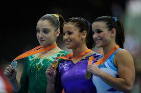2010 vault final