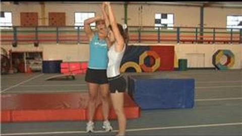 Gymnastics Moves How to Do a Front Flip