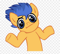 277-2771127 flash-sentry-pony-shrug-ConvertImage