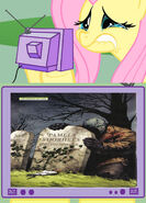 85237 - crying crying fluttershy death fluttercry fluttershy Jason Voorhees mother sad tv meme