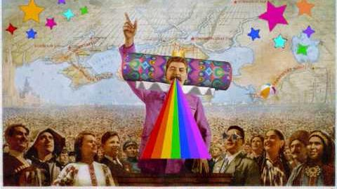 Rainbow stalin or die