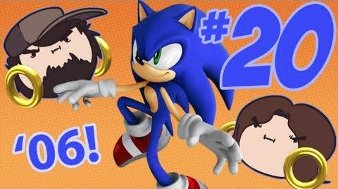 Sonic '06 WHAT IS THIS? - PART 20 - Game Grumps-0