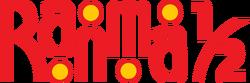 Ranma ½ logo