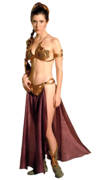 Bikini Leila Organa