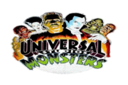 Mostri Universal logo