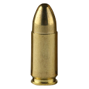 Icon Bullet 9mm