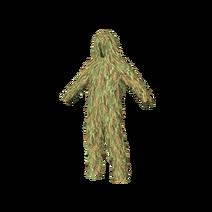 Маскировочный костюм (Tan Ghillie suits)f