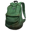 Icon Backpack Basic Green