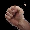 Icon Fist01