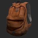 Icon Backpack Basic Orange