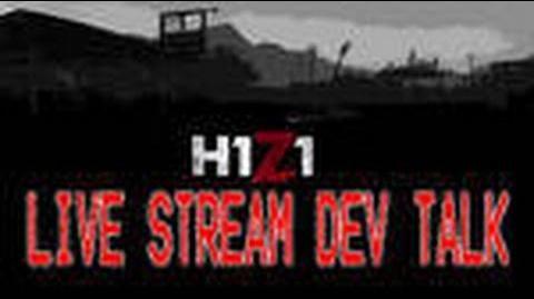 H1Z1▐ AWESOME LIVE H1Z1 Gameplay with a Dev From Sony Online Entertainment Studios