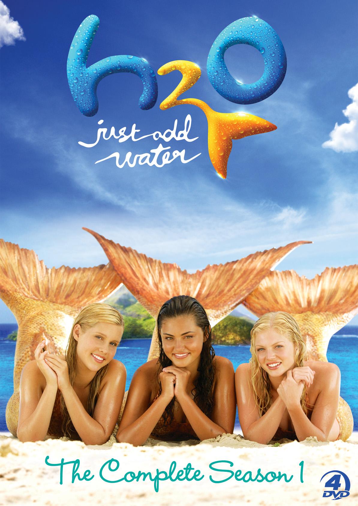 H2O Sirenas del Mar Temporada 1 TVRip  Español Castellano