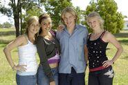 Lewis,cleo,emma and rikki season 1