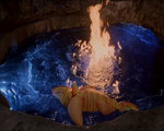 Rikki's fire