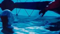 Canadian Mermaid Dragging Man Underwater
