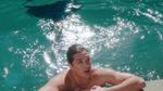 Zac In Pool