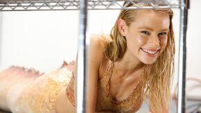 Lyla Smiling