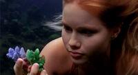 Nanda encontra o coral