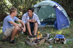 Zac and Cam Camping