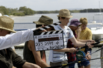 Fishing Competition Filming