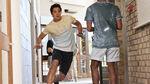 Zac Running