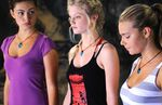 3x26 rikki,cleo and bella to the moon pool