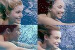 Merpeople speed swimming
