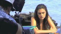 1x14 phoebe behind the scenes