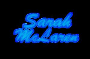 Sarah McLaren