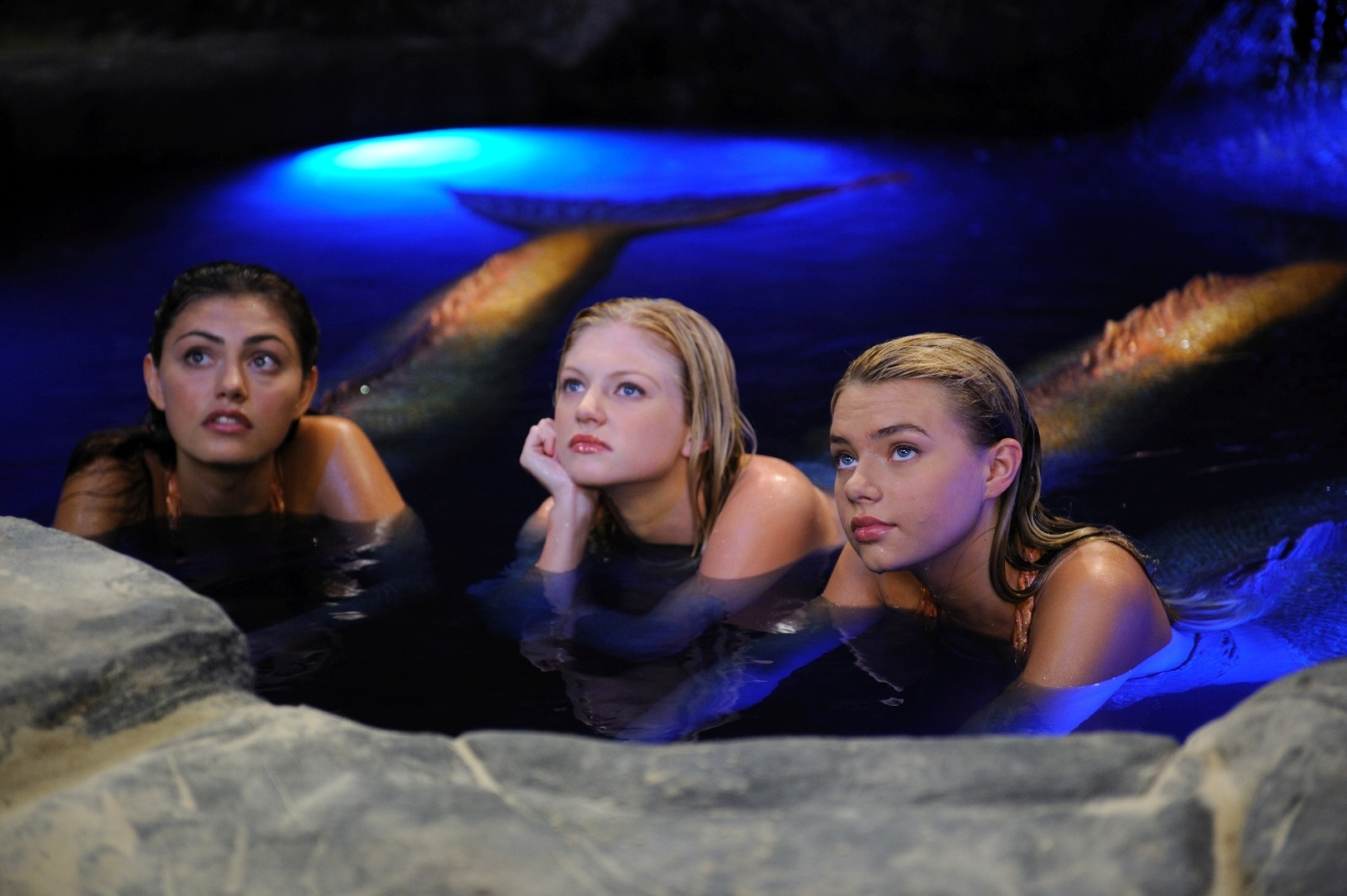 Image mermaids in moon h2o just add water for H2o just add water 3