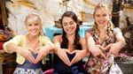 Nixie, Lyla and Sirena