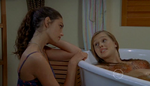 Cleo and Emma Are In The Bathroom